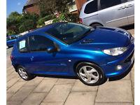 Peugeot 206 06 Reg 2.0L HDi Sport Diesel £1250 ono