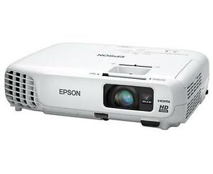 Epson Powerlite Home CInema 730HD 720p Projector w/ cieling mnt Cambridge Kitchener Area image 3