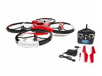 Big Remote Control Flying Quadcopter X10 Space Explorer 2.4GHz Camera Video 4.5CH RC Spy Drone