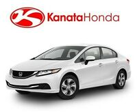 2015 Honda Civic Sedan LX CVT