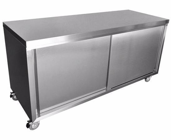 Modular Stainless Steel Cabinets for Commercial Kitchens ...