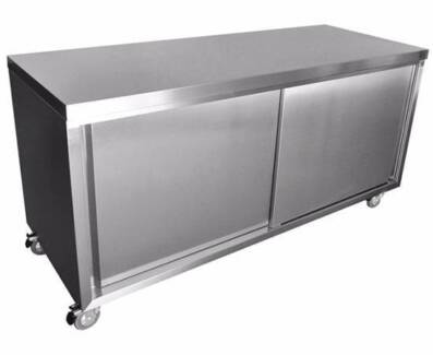 Modular Stainless Steel Cabinets for Commercial Kitchens Springvale Greater Dandenong Preview