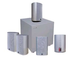 Home Theater Speakers (5.1) Jamo A310 (Silver)