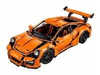 LEGO technic Porsche set