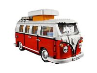 Lego creator vw bus set - 10220 - used