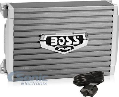 Boss Armor AR1200.2 1200 Watt RMS 2-Channel Car Audio Amplifier Amp + Remote