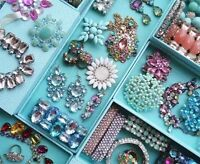 Looking For Old Vintage Costume Jewelry!!