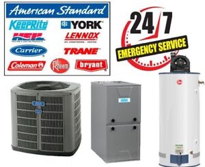Call now Furnace repair tssa contractor