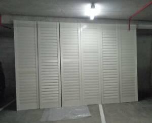 Plantation Shutters 6 Panels