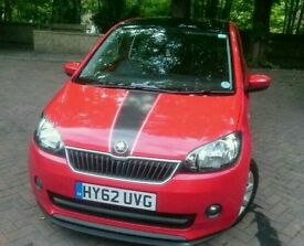 Skoda Citigo Elegance Greentech 2012(VW UP SEAT MII)