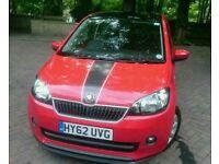 Skoda Citigo Elegance Greentech 2012(VW UP SEAT MII)