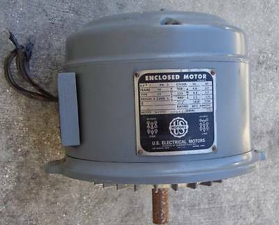 Used 1HP Motor For Bridgeport Step Pulley Mill