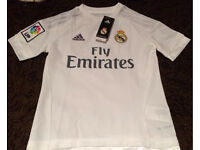 Ronaldo 7, Real Madrid, Boys Football top