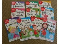 Childrens book bundle of fairy tales