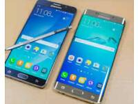 Wanted Samsung Galaxy Note 5
