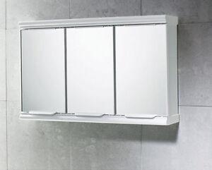 Armadietto bagno princess con ante a specchio gedy ebay - Armadietto specchio bagno ...