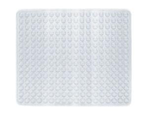 Tappeto doccia antiscivolo rettangolare trasparente pvc - Tappeto antiscivolo doccia ...