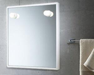 Specchio con luci tutte le offerte cascare a fagiolo - Luci bagno specchio ...