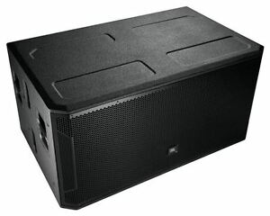 NEW JBL Double 18 subwoofers