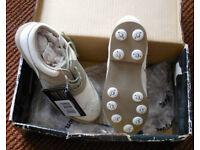 Golf Shoes- Wilson Ladies sz. 5 1/2 New in box.