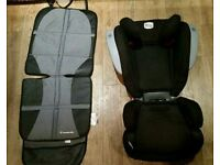 Britax Romer child seat with side impact protection