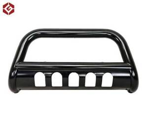 "NEW 3"" Black Bull Bar / Grille Guard for 2017-19 Ford F250/F350"