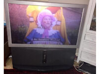 "Excellent condition Sony 51"" Rear Projection Tv"
