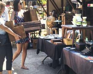 Aberfoyle Antique Market - Join us this Sunday for antiques, collectibles, folk art, furniture, and more...