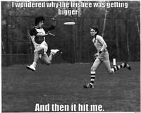 Play Ultimate Frisbee!
