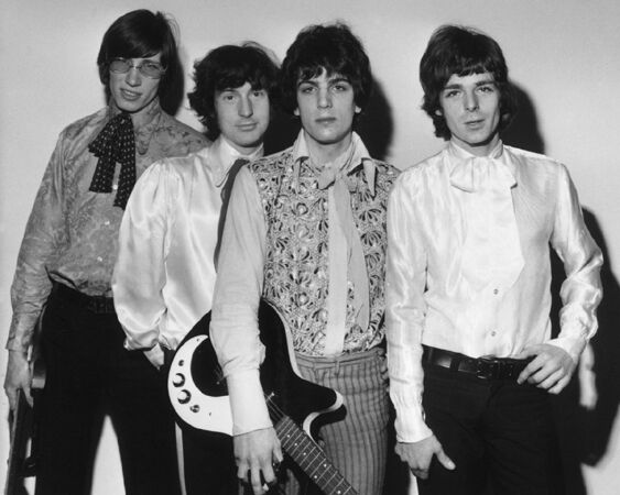 1983 English Rock Band PINK FLOYD Glossy 8x10 Photo Print David Gilmour Poster
