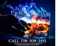 FireWater™ Event Bartending - Weddings - Vancouver