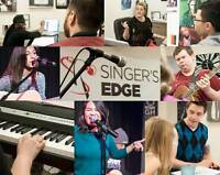 Downtown Toronto Contemporary Voice, Piano & Guitar Lessons
