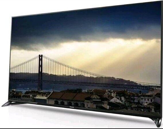 Panasonic 4k UHD 3D Smart Tv