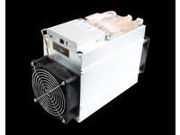 Bitmain Antminer T9+ 10.5TH ASIC BITCOIN Miner In Hand APW7 PSU Included