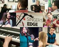 Singer's Edge has been voted Toronto's Top Music School two year