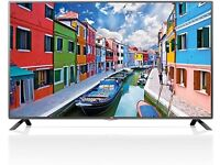 MODERN LG 42 INCH FREEVIEW TV WITH 6 MONTHS WARRANTY AND FREE DELIVERY