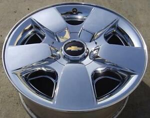 20 inch factory Rim Chevy/GMC