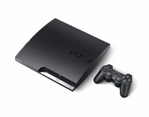 PS3 500GB + Controller + keypad + 12 Games