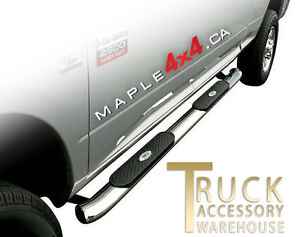 """4"""" Oval  Nerf side Bars Fit 2009-2017 Dodge Ram 1500/2500/3500 Downtown-West End Greater Vancouver Area image 10"""