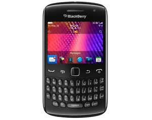 NEW BlackBerry Curve 9370 - Black QWERTY 1GB Smartphone (Unlocked)