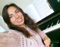 Piano. Music theory RCM. Harmony RCM. Ear training  $25/hour