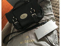 Authentic Mulberry Alexa Oversized Black / Black RRP £1400