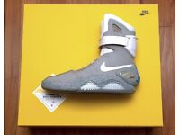 Nike air mags back to the future, U.K. 8
