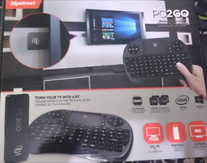 Hipstreet Pc2go, New Sealed Windows 10 desktop.