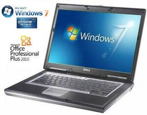 Dell D630 Laptop + Dell Bag