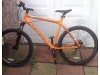 Carrera Vengeance 2 Mountain Bike Brand New