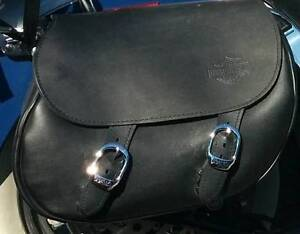 Softail Leather Saddlebags great condition