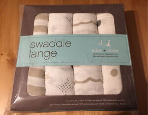 Aden + Anais Swaddle Blankets *NEW*