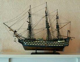 Large model ship, HMS Victory