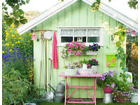 WANTED Shed or hut 6x8ft